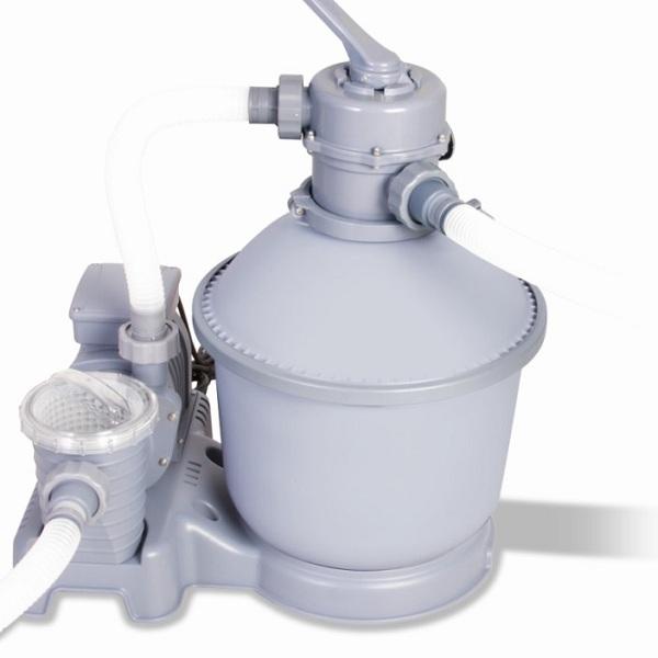 Písková filtrace BESTWAY Rapid - průtok 3.785 l/h