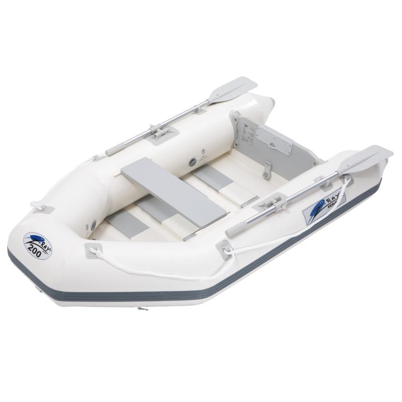 Nafukovací člun s pevnou podlahou Z-Ray I 200 set