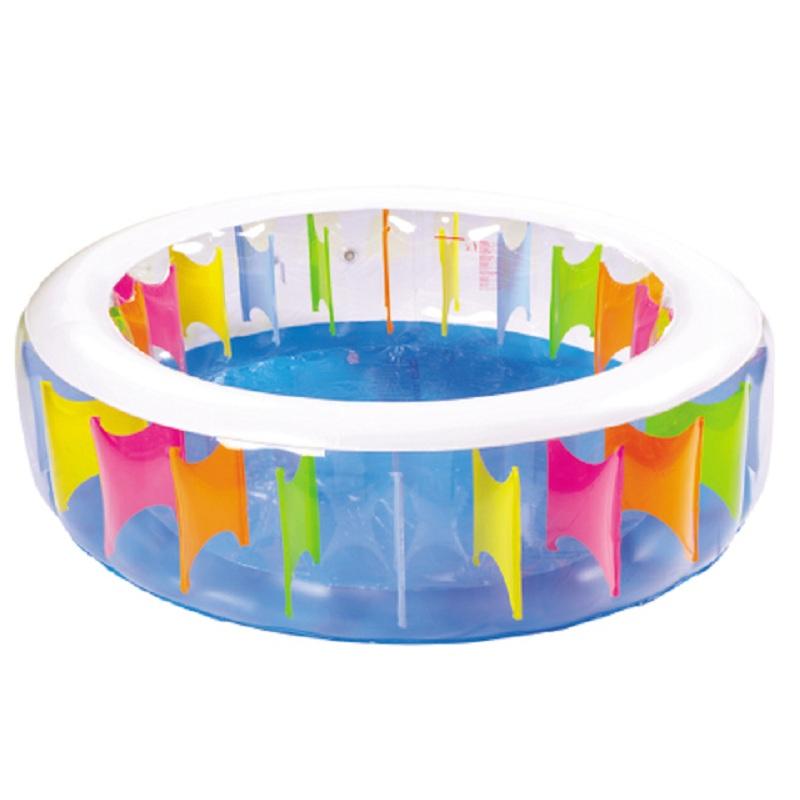 Nafukovací bazén Giant Rainbow 190 x 50 cm