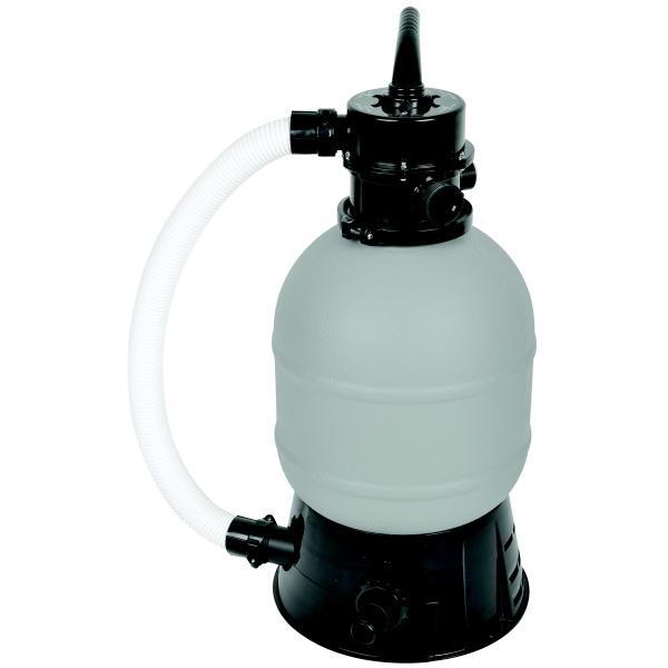 Písková filtrace s průtokem 3.066 l/h, doprava zdarma