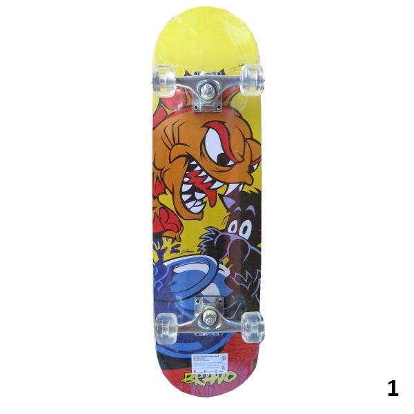 Skateboard MASTER Extreme Board - design 1