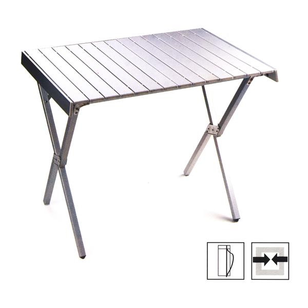 Campingový stůl Alu - S