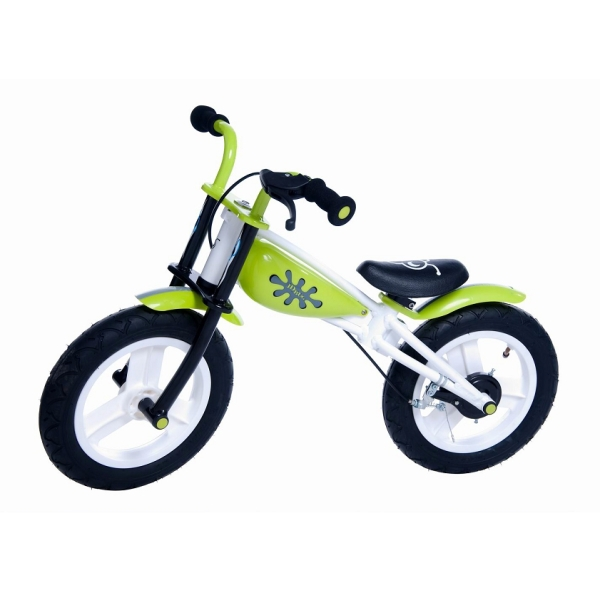 Dětské odrážedlo - kolo JD BUG Billy - zelené, doprava zdarma