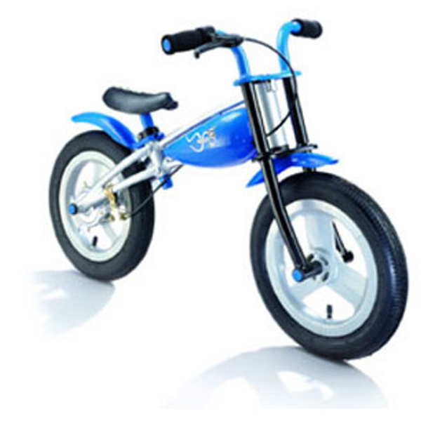 Dětské odrážedlo - kolo JD BUG Billy - modré, doprava zdarma