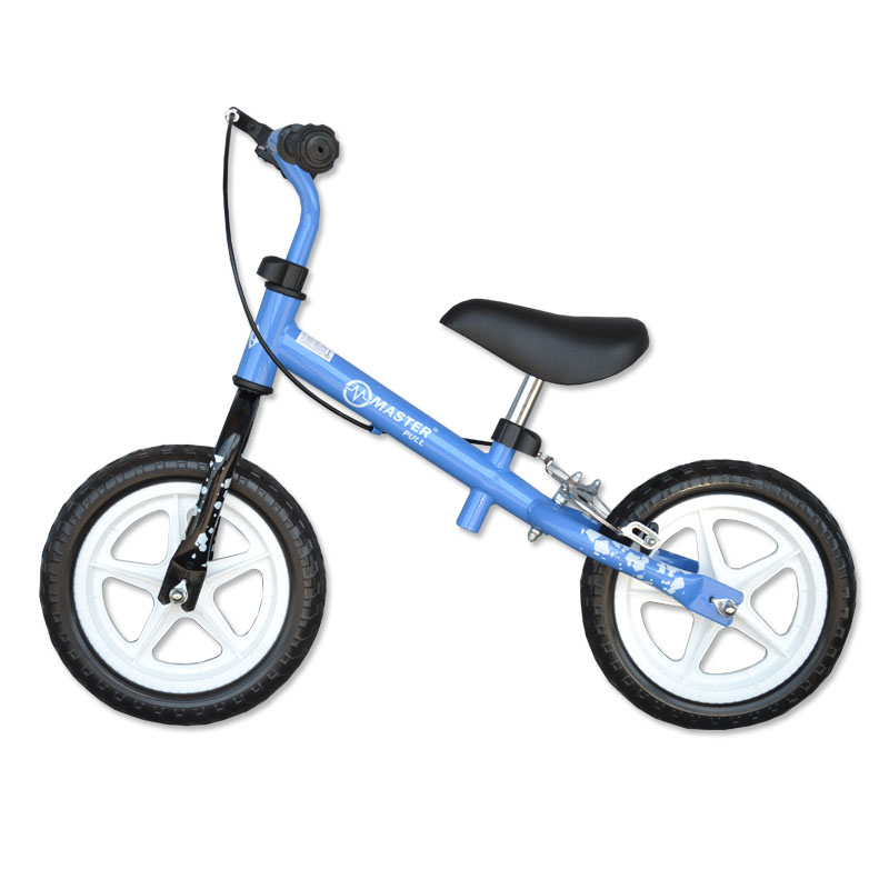 Dětské odrážedlo - kolo MASTER Pull - modré