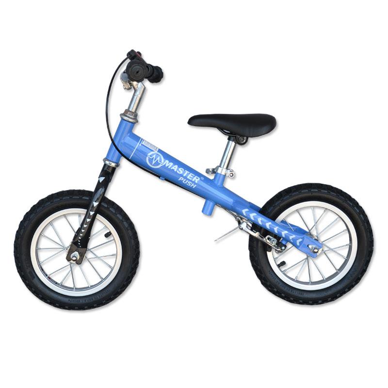 Dětské odrážedlo - kolo MASTER Push - modré