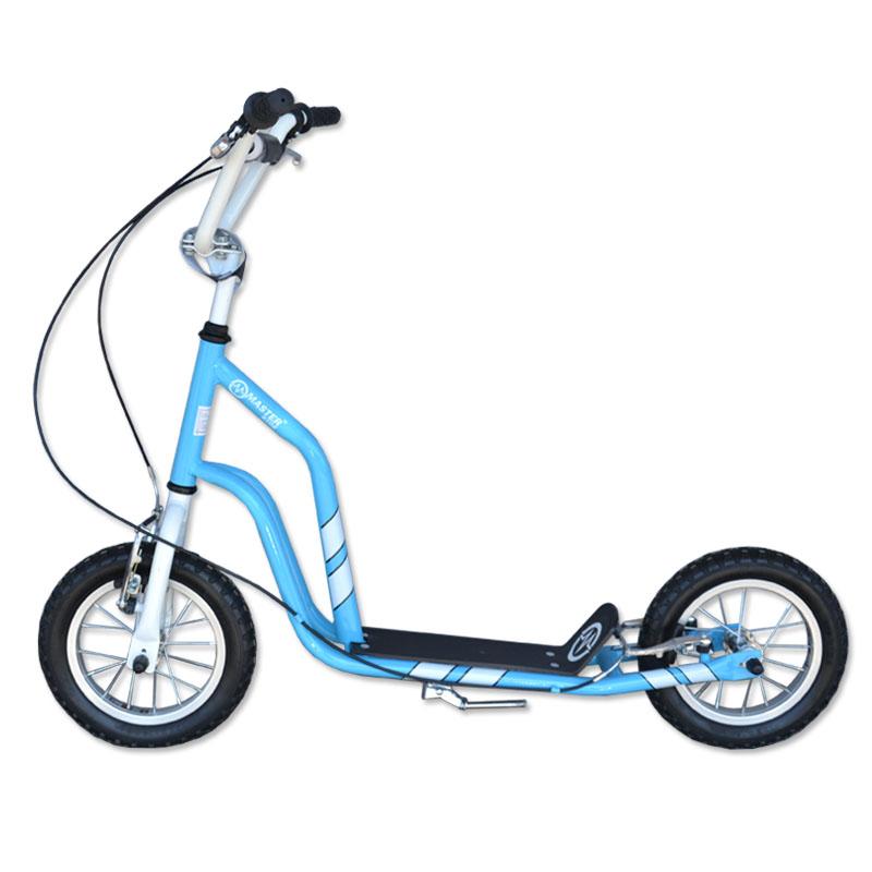 Koloběžka MASTER Ride - modrá, doprava zdarma