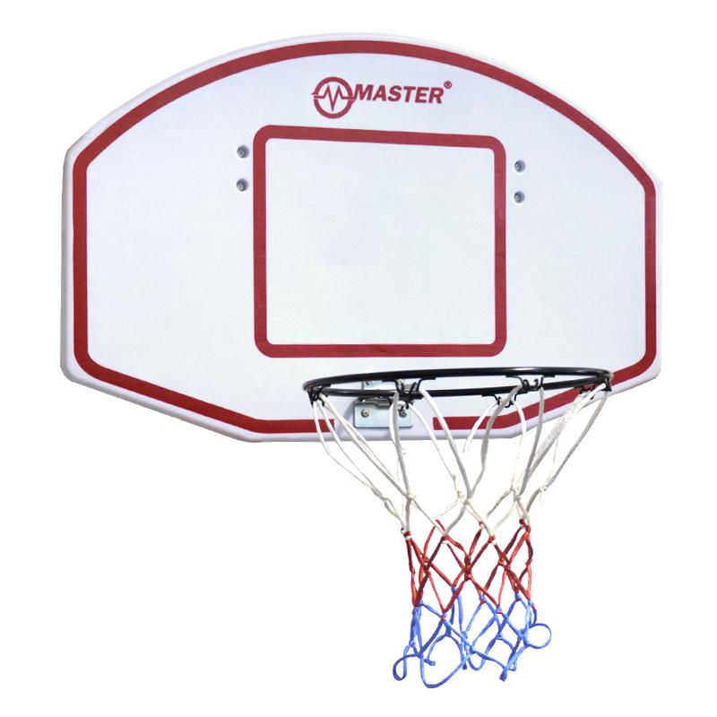 Basketbalová deska MASTER 71 x 45 cm, doprava zdarma