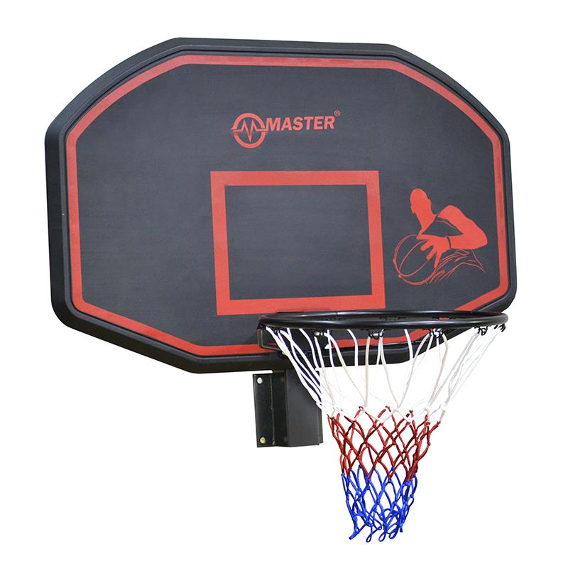 Basketbalová deska MASTER 110 x 70 cm, doprava zdarma
