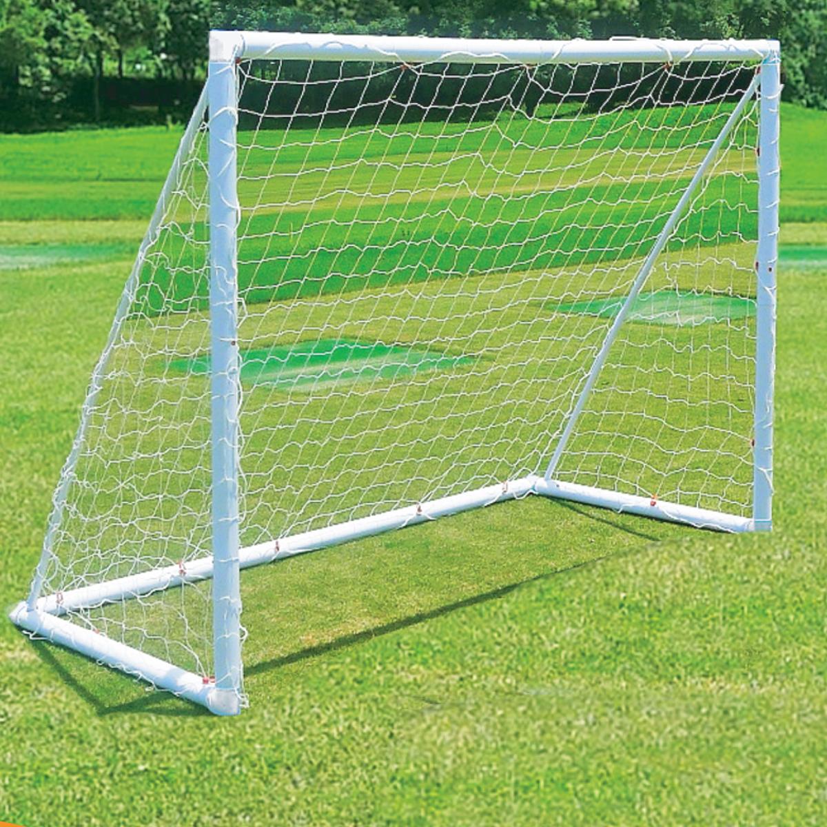 Fotbalová branka 244 x 122 x 106 cm, doprava zdarma