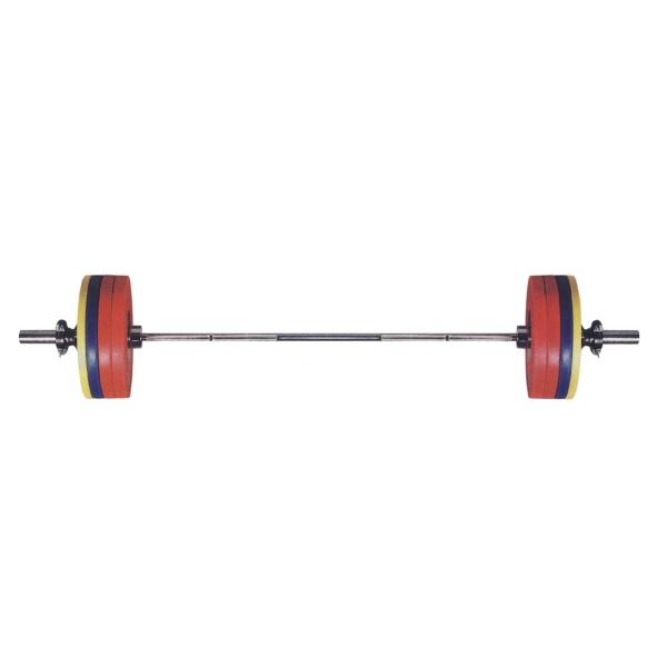 Set MASTER Olympic 140 kg