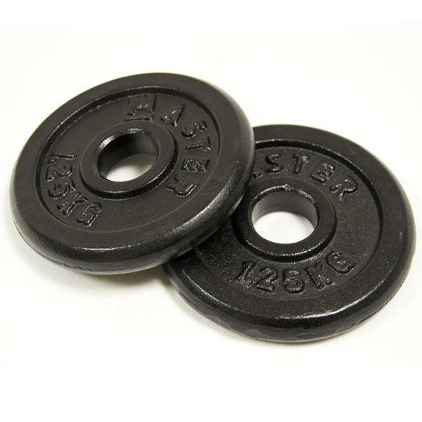 Kotouč 1,25 kg kov (pár)