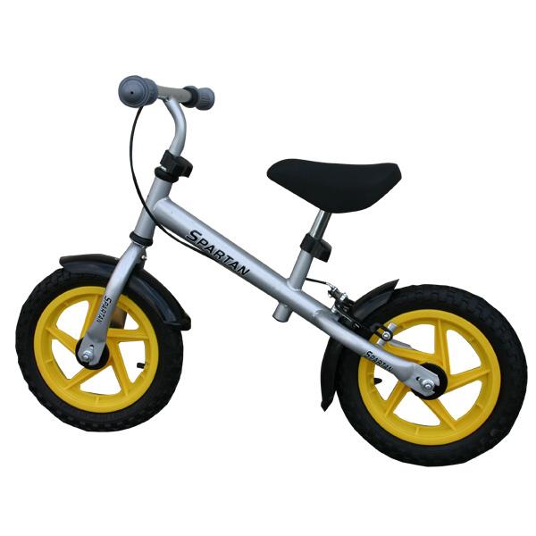 Dětské odrážedlo - kolo SPARTAN Training Bike-stří