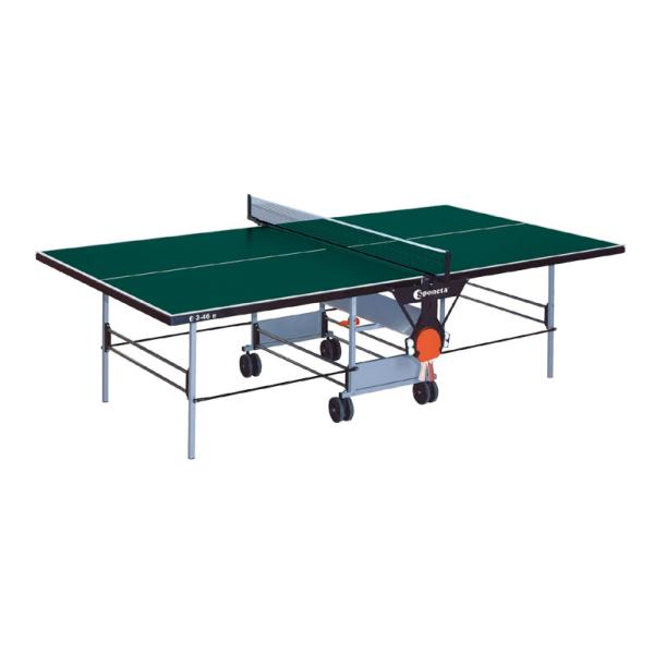 Stůl na stolní tenis SPONETA S3-46e - zelený