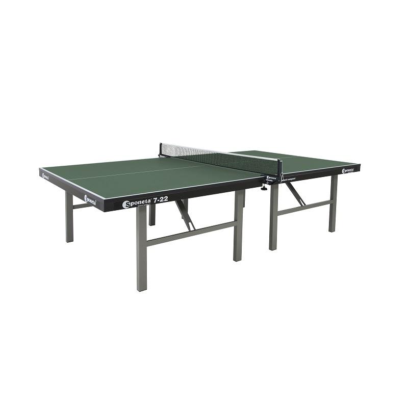 Stůl na stolní tenis SPONETA S7-22i - zelený