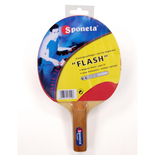 Pálka na stolní tenis SPONETA Flash