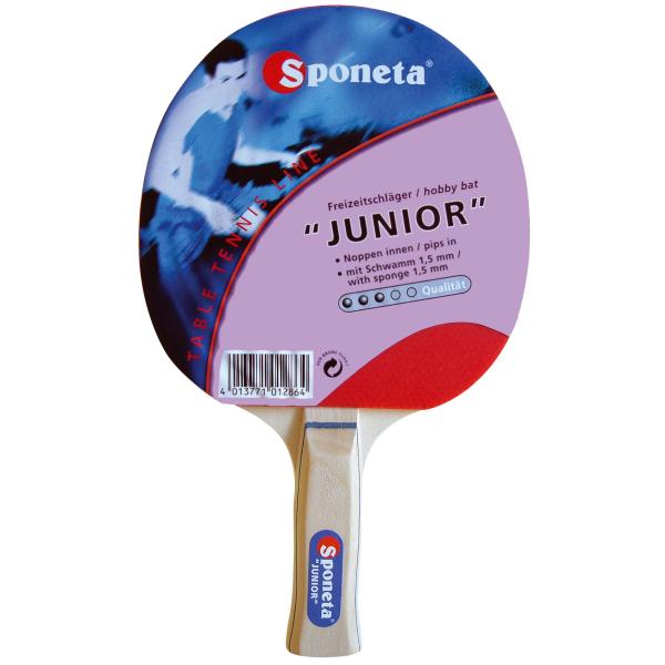 Pálka na stolní tenis SPONETA Junior