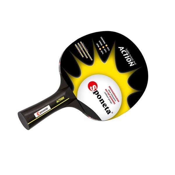 Pálka na stolní tenis SPONETA Action