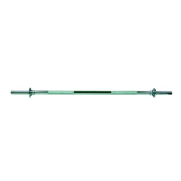 Vzpěračská tyč rovná - 180 cm